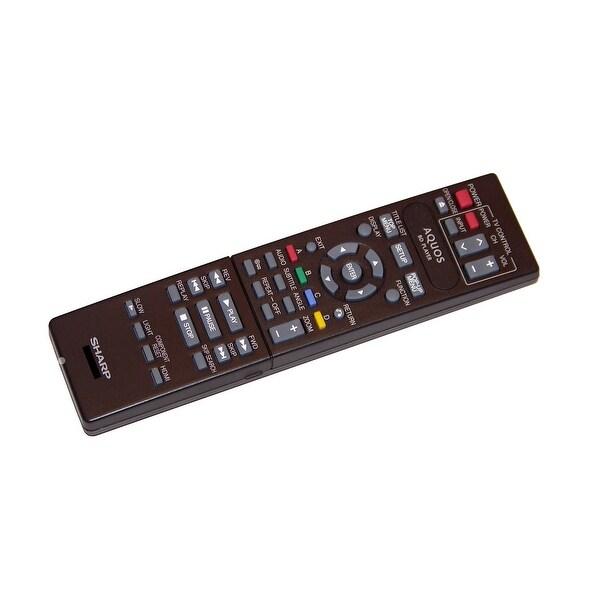 OEM Sharp Remote Control: BDHP20U, BD-HP20U, SVD2074