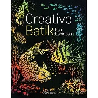 Search Press Books-Creative Batik