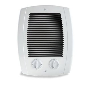 Cadet CBC132TW 4400 BTU Multi-Watt 208/240 Volt Com-Pak In-Wall Fan-Forced Bathr