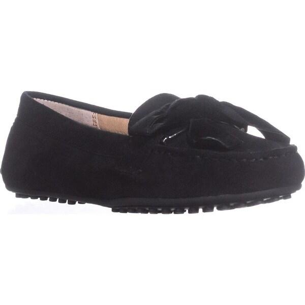 Lauren Ralph Lauren Bayleigh Driving Style Loafers, Black - 5 us / 36 eu