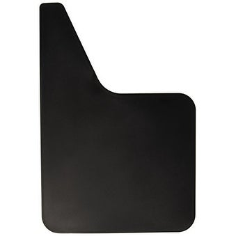 2 Piece Highland 1005700 Black Duraflex Splash Guard