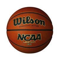 "Wilson NCAA Limited Composite 28.5"" Intermediate Size Basketball"