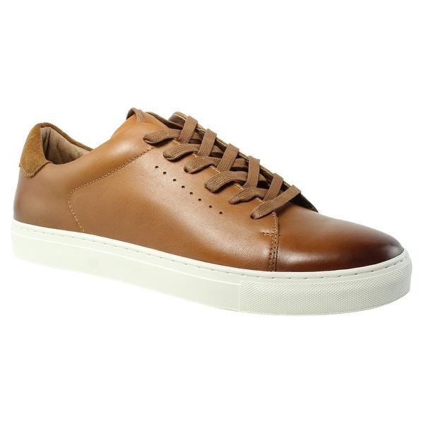 J Slides Mens Desmond Tan Fashion Shoes
