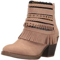 Sugar Womens Round Toe Ankle Fashion Boots