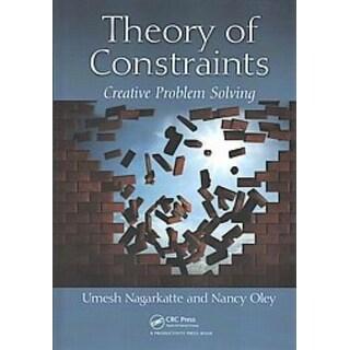 Theory of Constraints - Umesh P. Nagarkatte, Nancy Oley