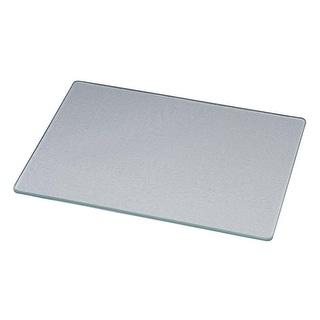 "Waddell GCB02 Cut Board Plain Glass, 15"" x 11"""