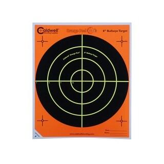 Caldwell 810894 caldwell 810894 orange peel 8 bulls-eye: 10 sheets