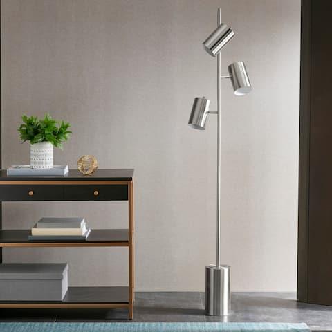 Alta Floor Lamp with Round Shade Shape by Urban Habitat