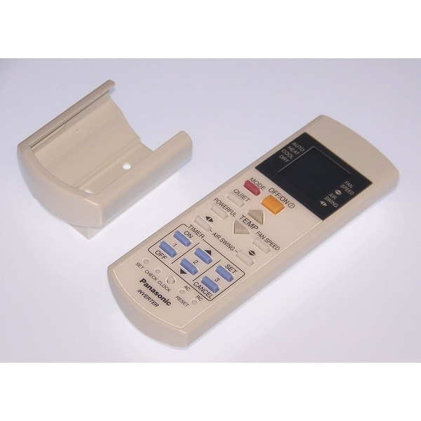 NEW OEM Panasonic Remote Control Originally Shipped With: CSE9EKU, CS-E9EKU