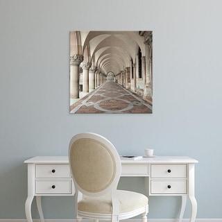 Easy Art Prints Alan Blaustein's 'Dodges Portico #1' Premium Canvas Art