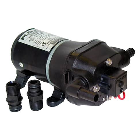 Flojet 115V Quiet Quad Water System Pump - 04406043A