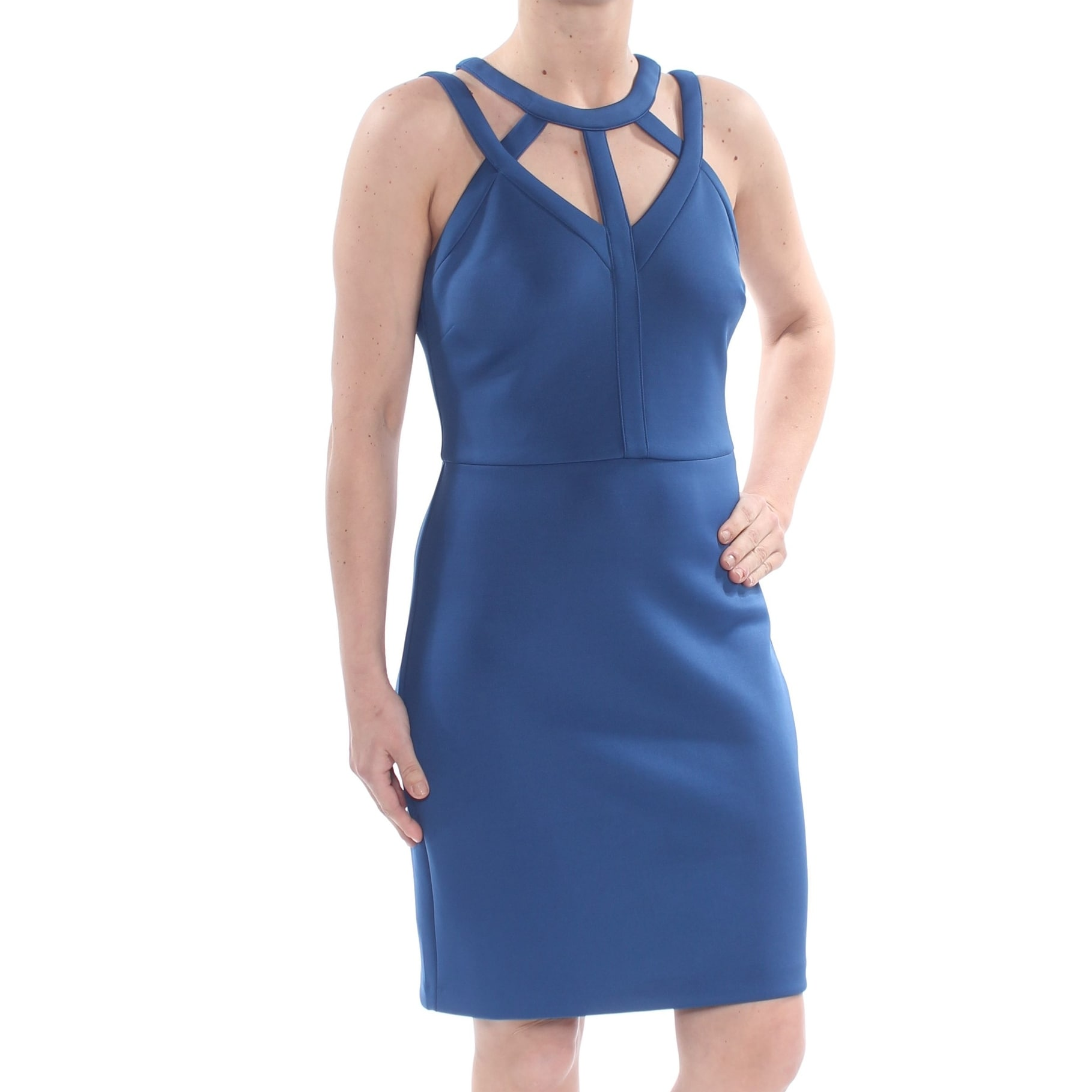 14dadd4f Blue Guess Dresses | Find Great Women's Clothing Deals Shopping at Overstock