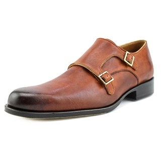 John Fluevog 205 Pine St Round Toe Leather Oxford