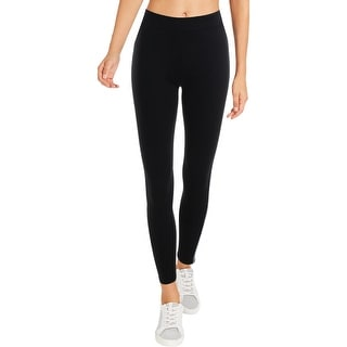 Link to Electric Yoga Womens Athletic Leggings Activewear Fitness - Black/White/Silver - XS/S Similar Items in Athletic Clothing