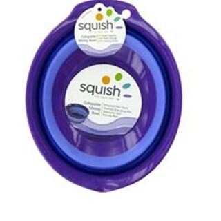 Squish 41003 Collapsible Mix Bowl, 1-1/2 Quarts