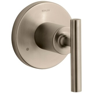 Kohler K-T14491-4 Purist Transfer Valve Trim with Lever Handle (More options available)