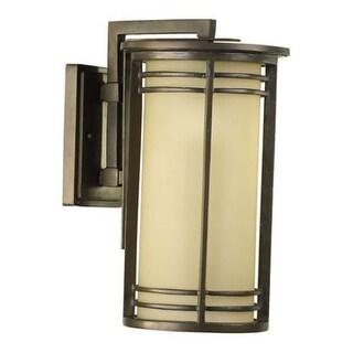 Quorum International 7916-9 Larson 1 Light Outdoor Wall Sconce ADA Compliant
