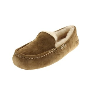 Ugg Australia Womens Ansley Loafers Suede Lined
