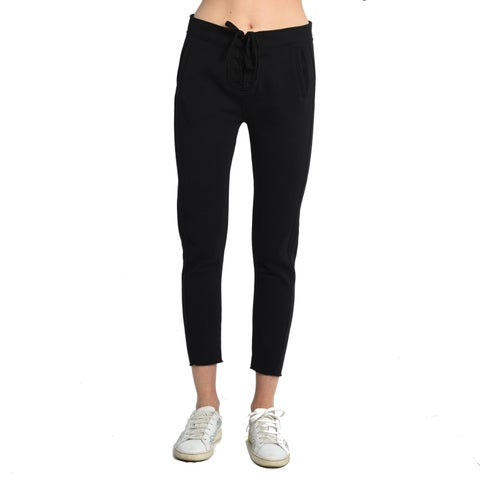 Surf Punk Lounge Pants In Black