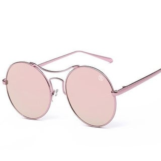 Street Affaries Verona Sunglasses In Pink - One Size