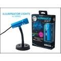 Sparkle Magic Indigo Twilight Dust Illuminator Laser Light 4.0 Series, Blue - Thumbnail 0
