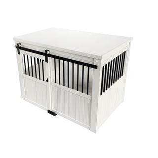 Link to ECOFLEX® Homestead Sliding Barn Door Dog Crate Similar Items in Dog Furniture