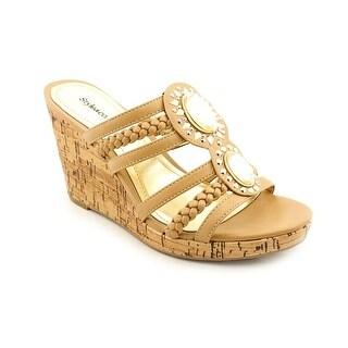 Style & Co Dawnah Women Open Toe Synthetic Wedge Sandal