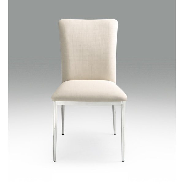 Dining Leatherette Side Chair Set Of 2 Pieces. Opens flyout.