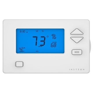 Insteon Thermostat Programmable Remote & Smartphone Controllable Device 42 - 2732-292