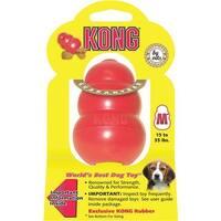 Kong Company Medium Red Kong Dog Toy T2M Unit: EACH