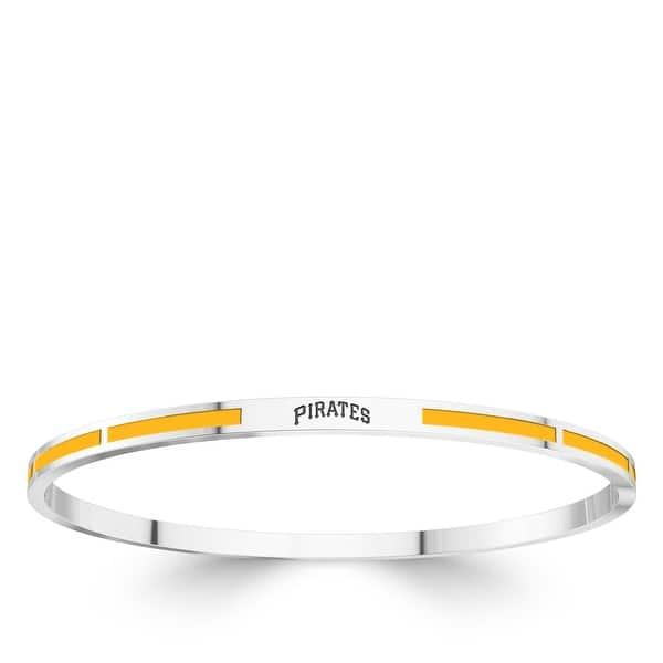 Mlb Pittsburgh Pirates Bracelet In