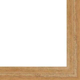 """Picture Frame Fillet (Wood) - Fillet Antique Gold Finish - 0.5"""" width - """" rabbet depth"""