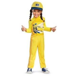 Cruz Classic Costume Child Costume - Yellow
