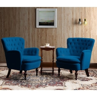 Link to Isabella Accent Chairs (Set of 2) Similar Items in Living Room Chairs