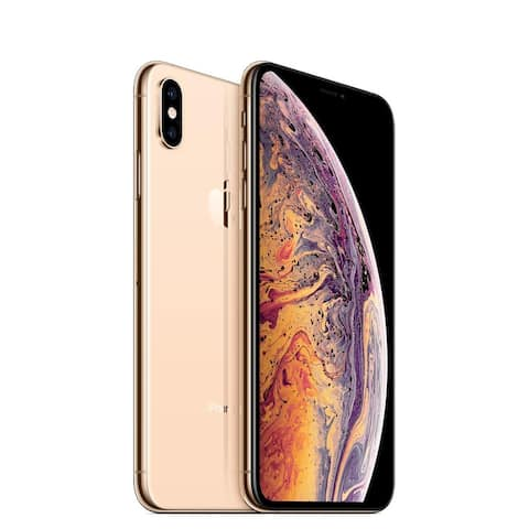 Apple iPhone Xs 256gb Gold Unlocked Certified Refurbished
