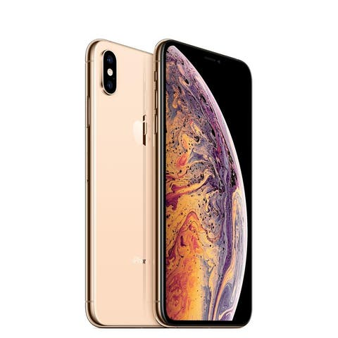 Apple iPhone Xs Max 64gb Gold Unlocked Certified Refurbished