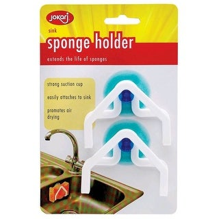 Jokari 5007 Sink And Tub Sponge Holder