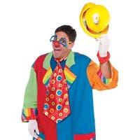 Clown Jumbo Tie Adult Costume