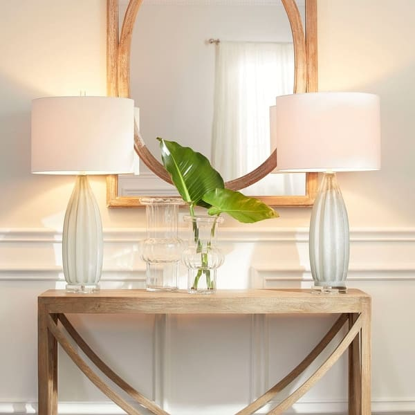 Cyan Design 07019 Lancet 53 Long Wood Console Table Light French Gray N A