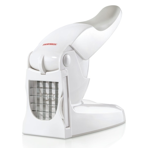 Leifheit Chips Cutter 2.0 - White. Opens flyout.