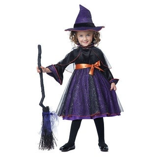 Toddler Hocus Pocus Witch Halloween Costume