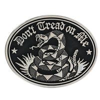 CTM® Don't Tread on Me Belt Buckle - one size