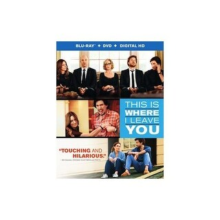 THIS IS WHERE I LEAVE YOU (BLU-RAY/DVD/DIGITAL HD/ULTRAVIOLET)