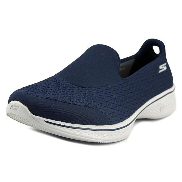 79e50ce231c9 Shop Skechers Go Walk 4-Pursuit Women Round Toe Synthetic Walking ...