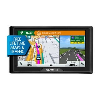 Refurbished Garmin DriveSmart 51LMT-S 5 Touch Screen GPS (010-01680-02)