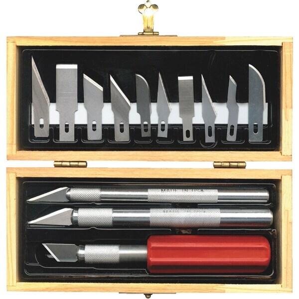 Techni Edge Hobby Knife Set