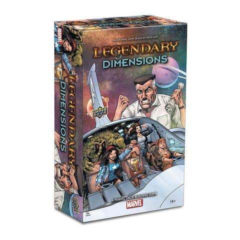 Legendary DBG: Dimensions Expansion - Multi
