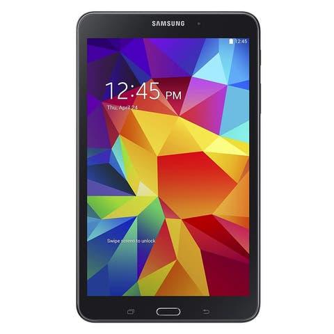 SAMSUNG GALAXY TAB 4 8.0 16GB BLACK - Refurbished