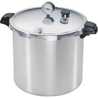 Shop 16 Quart Aluminum Pressure Canner Overstock 4469937