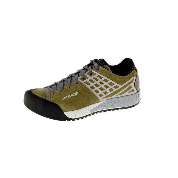 Boreal Climbing Shoes Mens Lightweight Bamba Olivia Olive